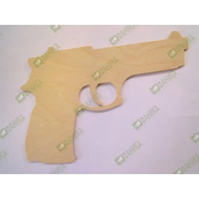 Пистолет модель