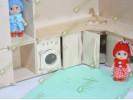 Мебель для кукол кухонная