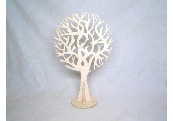Дерево на подставке