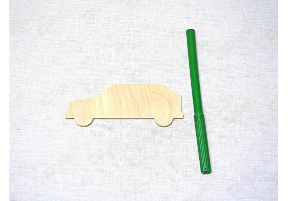 Фигурка для декора Машина