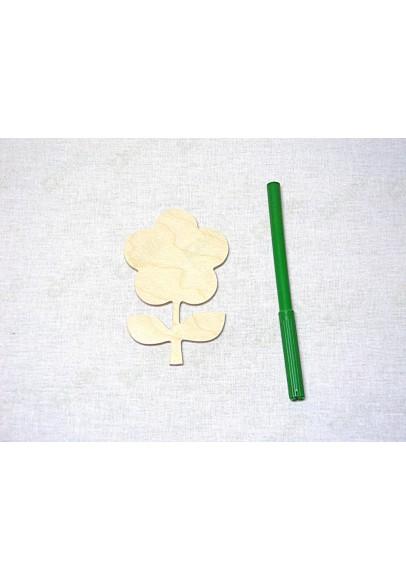 Фигурка для декора Цветок