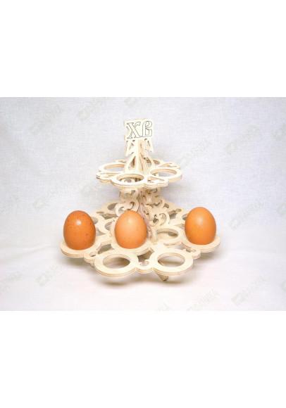 Подставка под яйца пасхальная