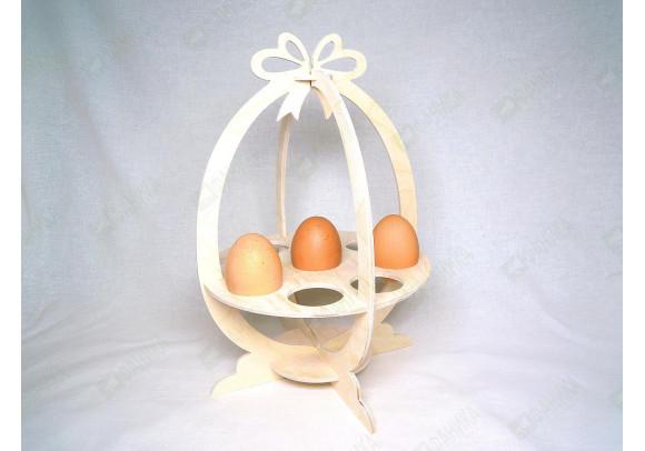 Подставка для яиц пасхальная (на 9 яиц)
