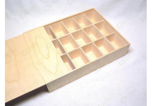 Ящик для ниток и мулине
