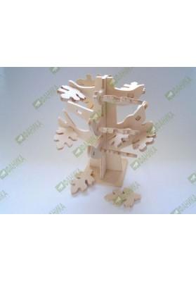 Дубок с листочками