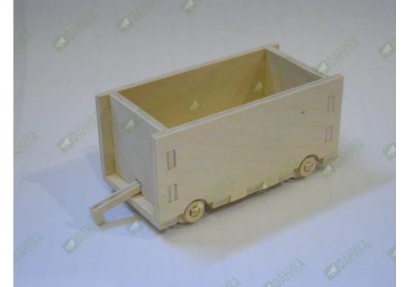 Вагончик грузовой